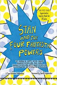 Stan and the Four Fantastic Powers