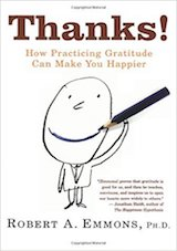Thanks! How practicing gratitude can make you happier