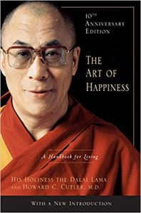 Book by the Dalai Lama on Happiness