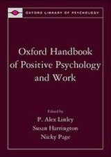 The Oxford Handbook of Positive Psychology and Work.