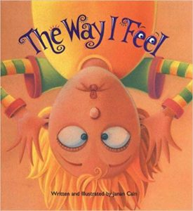 Janan Cain book for kids - The Way I Feel