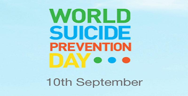 September 10th is World Suicide Prevention Day