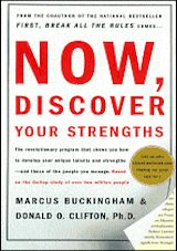 Buckingham, M., & Clifton, D. O. (2001). Now, discover your strengths. New York- Simon & Schuster.