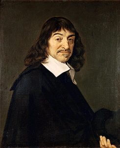 René Descartes Portrait