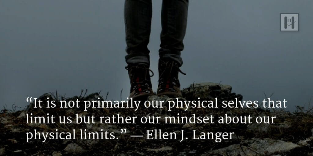 Ellen J. Langer Positive Psychology Quotes