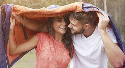 couple in the rain - Gratitude in Relationships