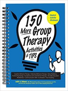 group therapy activities book