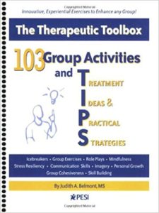 Group Therapy Activities and Tips