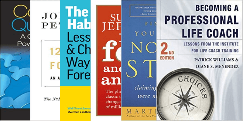 The Top 20 Life Coaching Books You Should Read