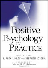 Linley, P.A. & Joseph, S. (Eds.). (2004). Positive psychology in practice- From research to application. Hoboken, NJ- Wiley.