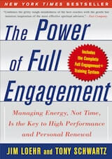 Loehr, J. & T. Schwartz. (2003). The Power of Full Engagement. New York- Free Press
