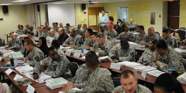 mrt master resilience training us army