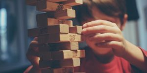 mindfulness jenga for kids