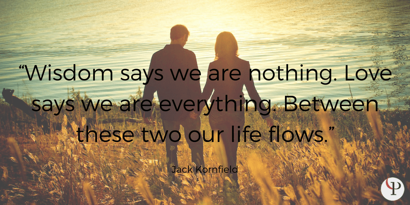 mindfulness quotes jack kornfield