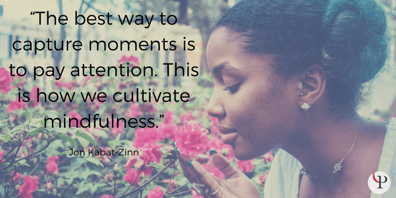 mindfulness quotes Jon Kabat-Zinn