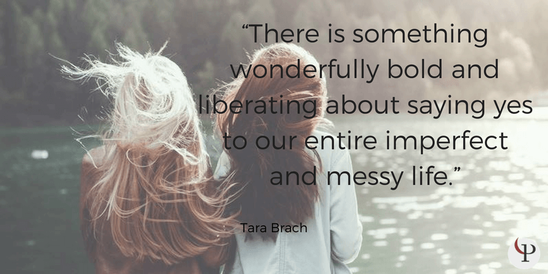mindfulness quote tara brach
