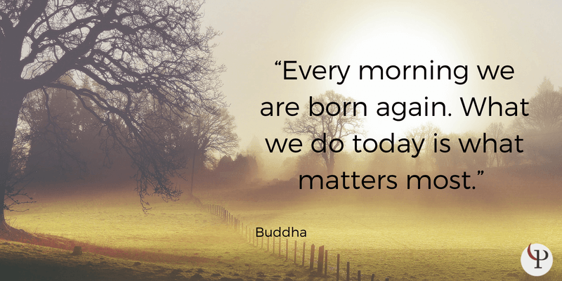 mindfulness quote buddha