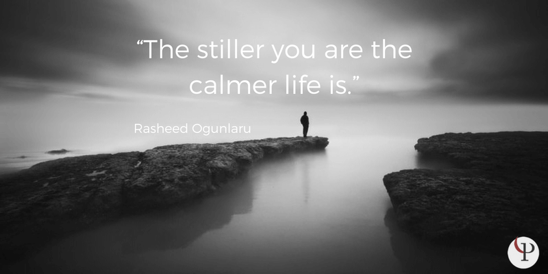 mindfulness quotes Rasheed Ogunlaru