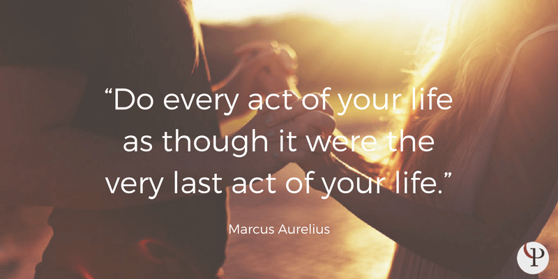 mindfulness quote marcus aurelius
