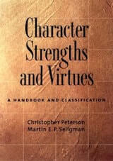 Peterson, C. & Seligman, M. (2004). Character Strengths and Virtues- A Handbook and Classification. New York- Oxford University Press