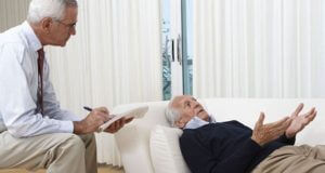 On the Couch: Why You Lie Down During Treatment psychoanalysis