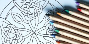 Coloring Book Journey - 016 Secret Garden by Johanna Basford - YouTube | 150x300