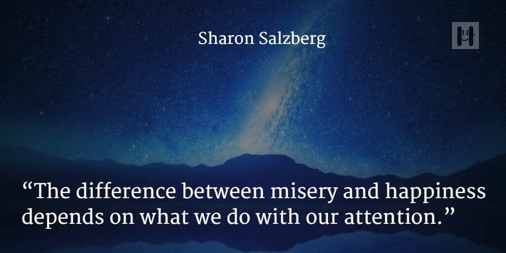 Sharon Salzberg Positive Psychology Quotes