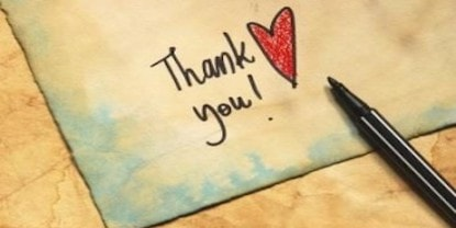 thank you heart - Gratitude and Well-Being: The Benefits of Appreciation