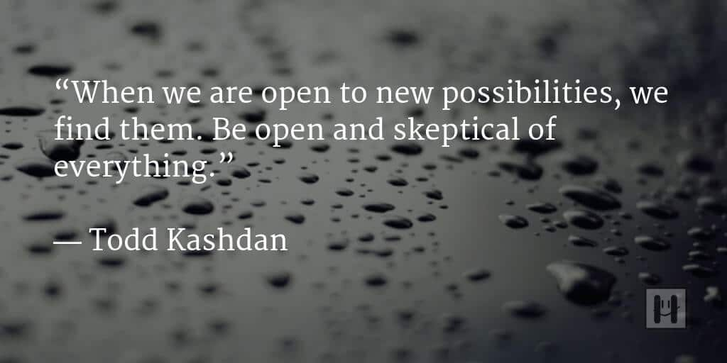 Todd Kashdan Positive Psychology Quotes