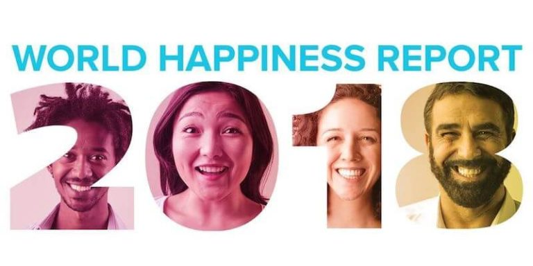 The 2018 World Happiness Report: the World's Happiest Countries